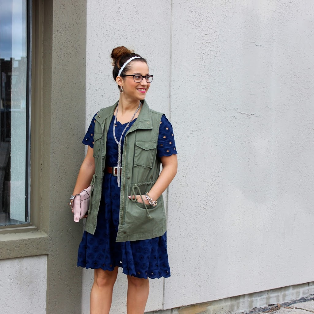 Jackie Goldhar is a Toronto Fashion and Lifestyle blogger