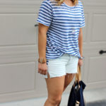 Panama Hat and Stripes
