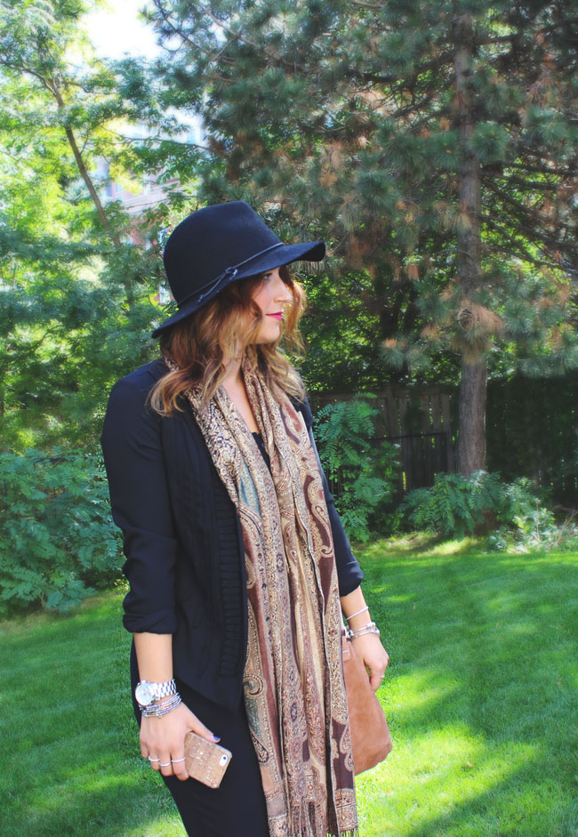 A day in the life of a part-time fashion blogger