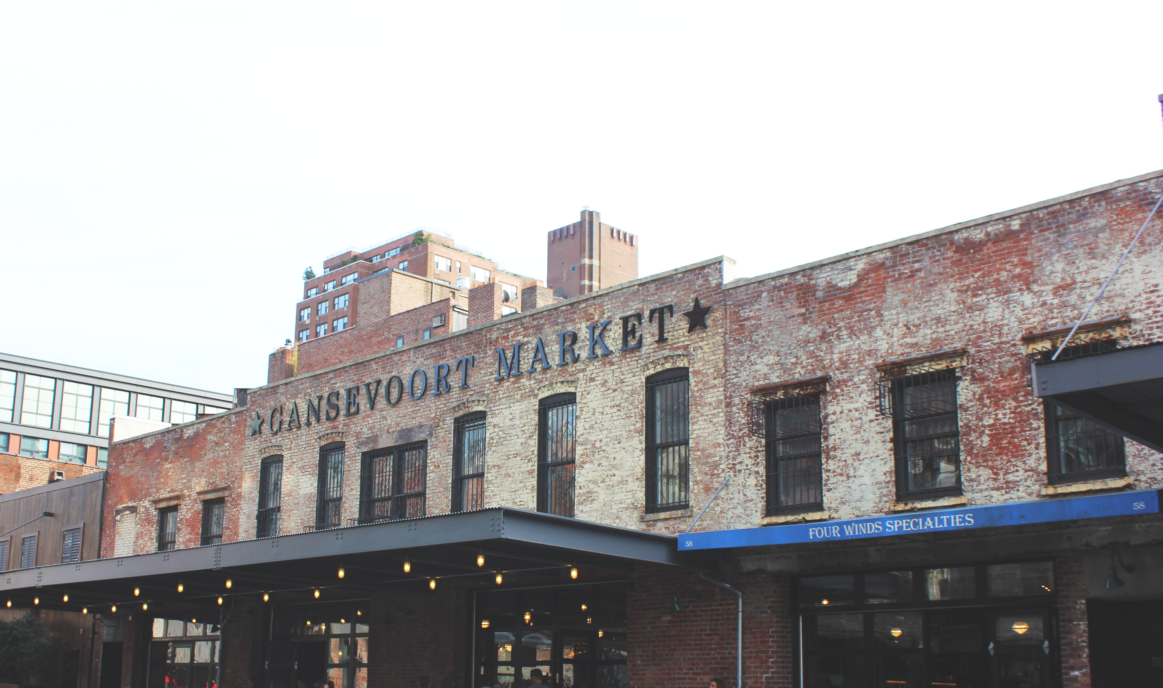 Gansevoort Market, New York