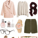 winter pastels – how to wear blush pink