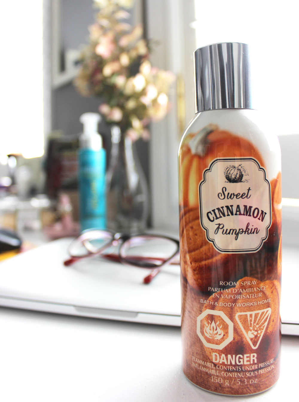 Life, lately - Cinnamon Pumpkin Room Spray