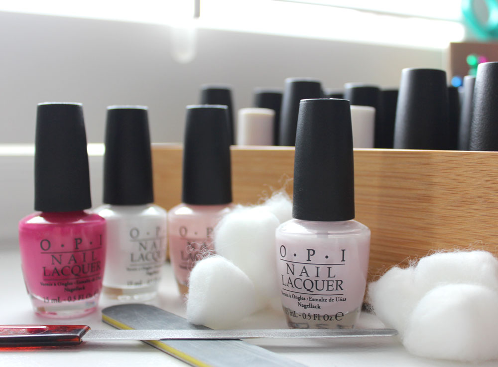 Life, lately - Pretty Nail Polish from OPI