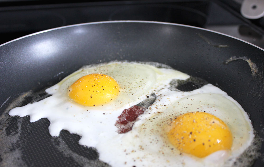 Life, lately - Perfect Eggs Over Easy