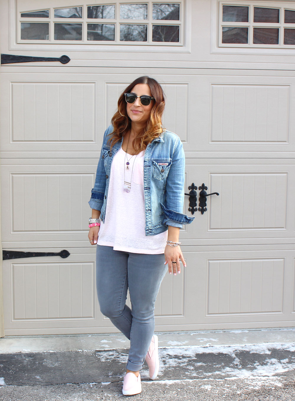How to wear the Canadian Tuxedo