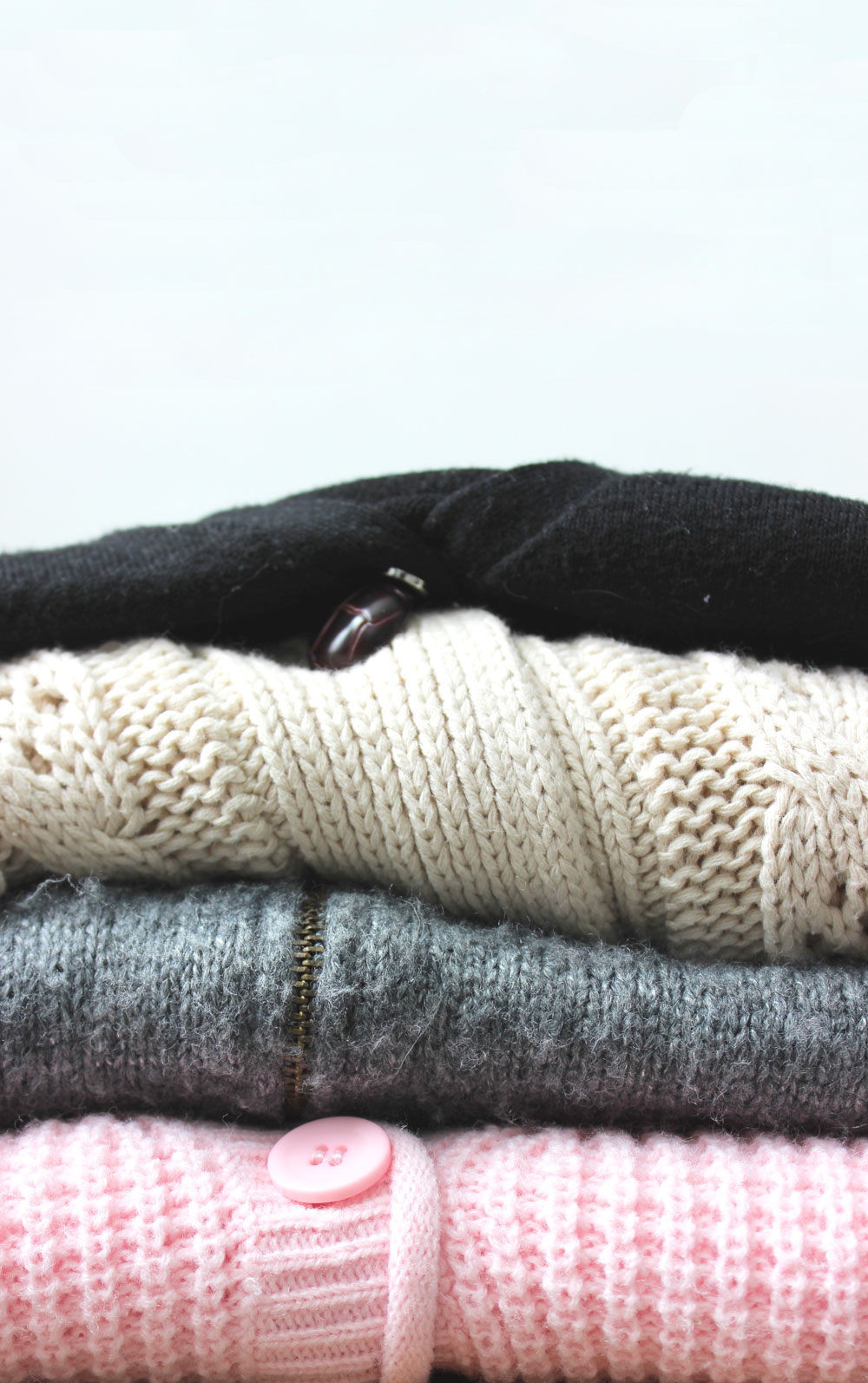 Life, lately - Inspiration for Organizing winter sweaters