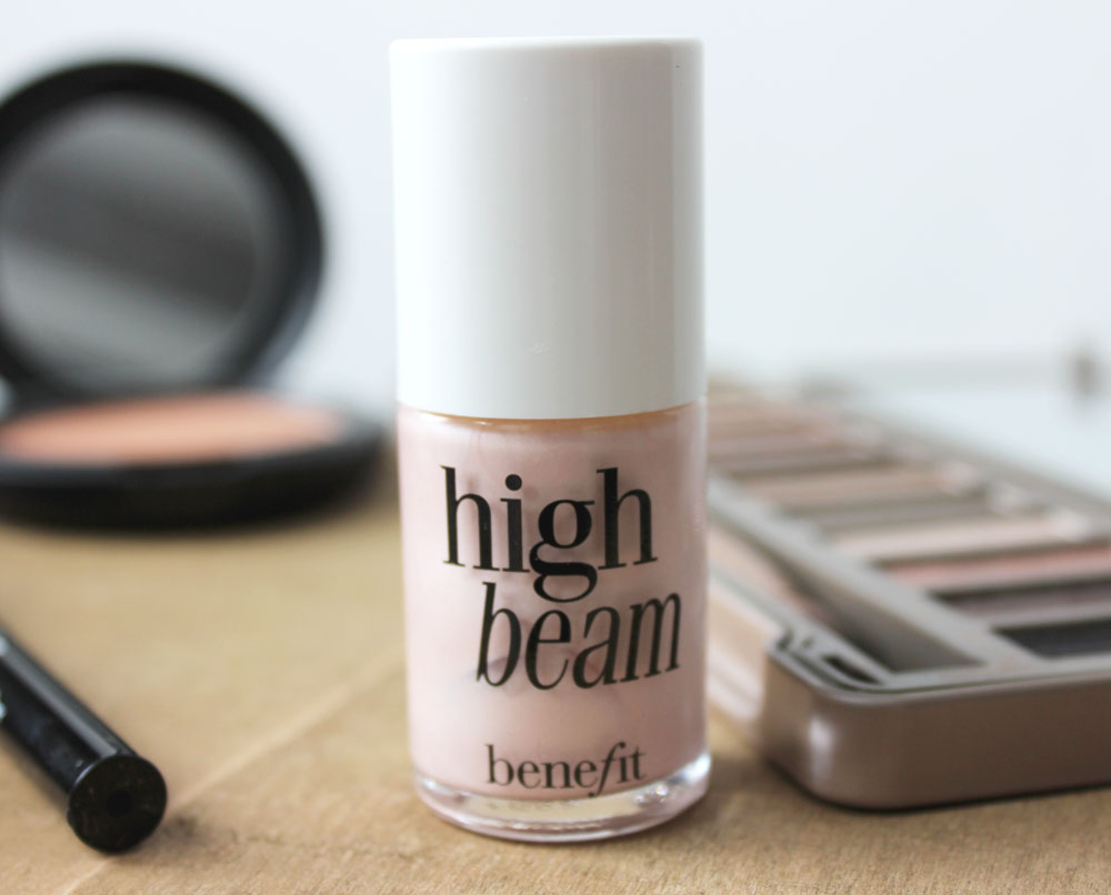 Life Lately - Benefit High Beam - Best highlighter to try