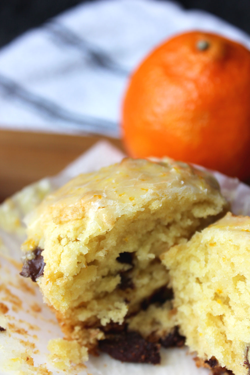 Orange Ricotta Muffins - Two Peas & Their Pod