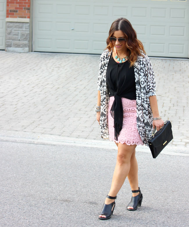 Canadian Street Style, worn on Toronto fashion and lifestyle blog, Something About That