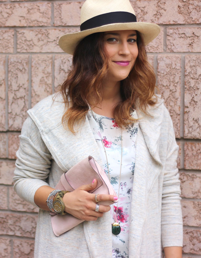 Panama Hat from Aritzia, and a JORD Wood Watches review