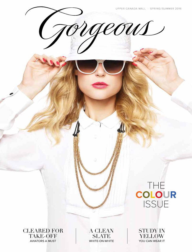 Upper Canada Mall - Get Gorgeous Magazine