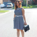 striped dress – unable to resist