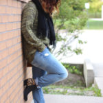 cozy sweater (and some advice)