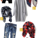 Five Friday Faves: Blanket Scarves