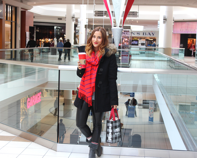 Upper Canada Mall - #IAmMrsClaus Holiday Campaign