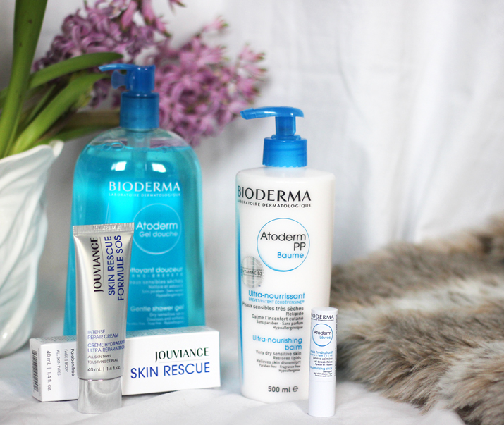 4 Products to Combat Dry Skin from Bioderma and Jouviance