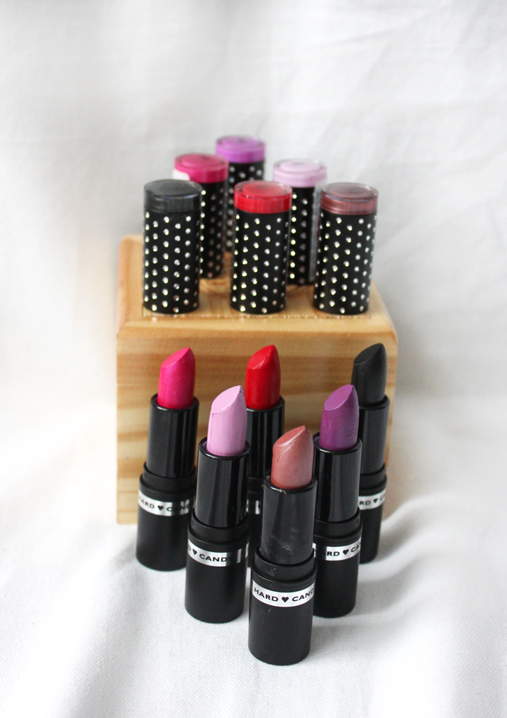 Hard Candy Fierce Effects Lipstick Review