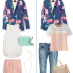 Floral Blazer From Work to Weekend