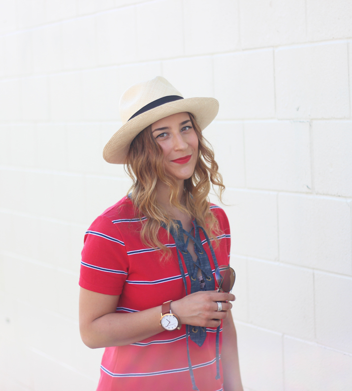 Toronto Fashion Blogger, Jackie Goldhar