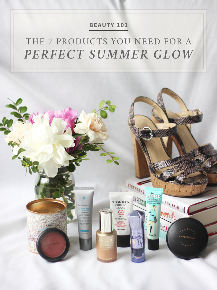 Summer Beauty Essentials You Need to Try