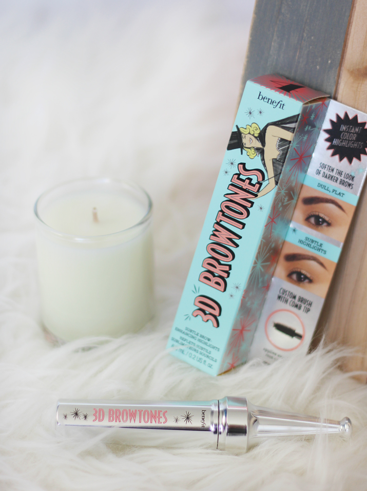 Benefit 3D BROWtones review