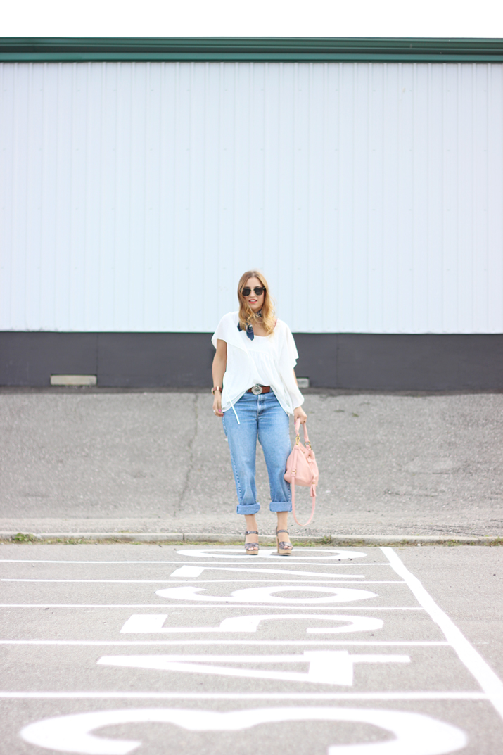 Toronto fashion blogger - Jackie Goldhar