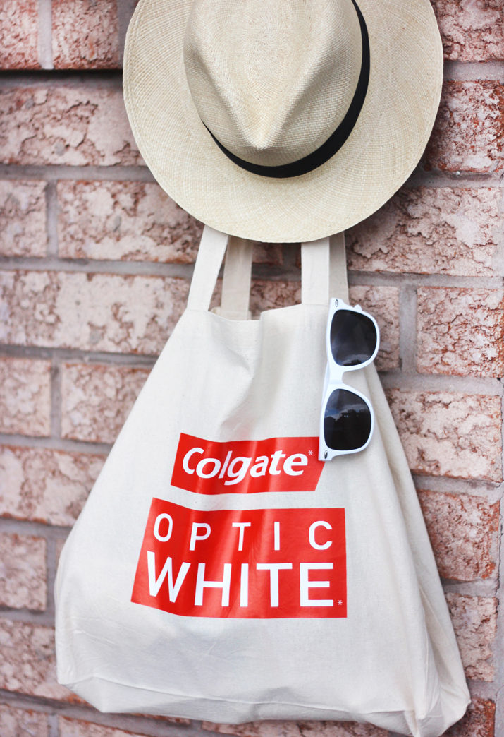 colgate optic white review
