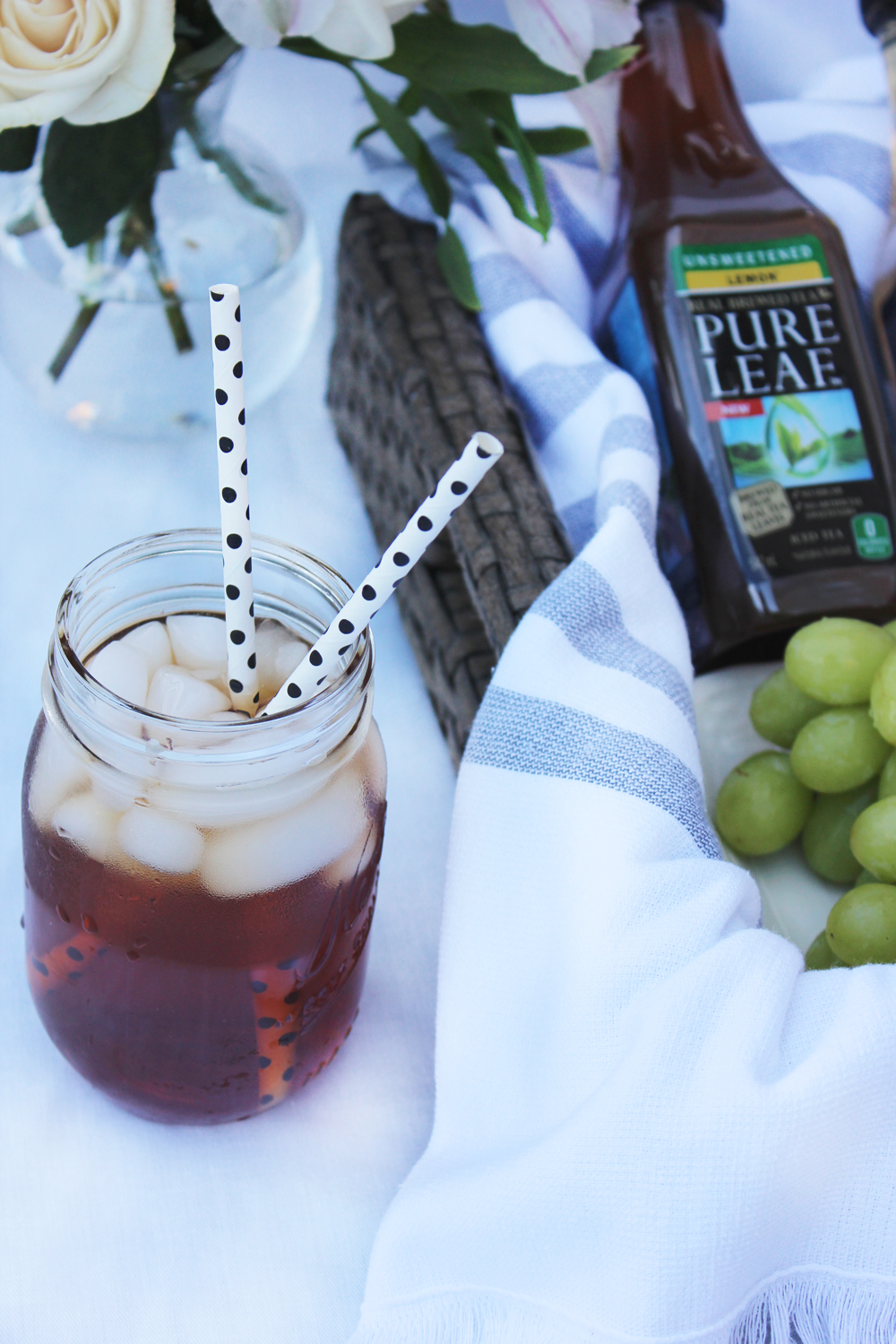 toronto lifestyle blog with pure leaf real brewed ice tea