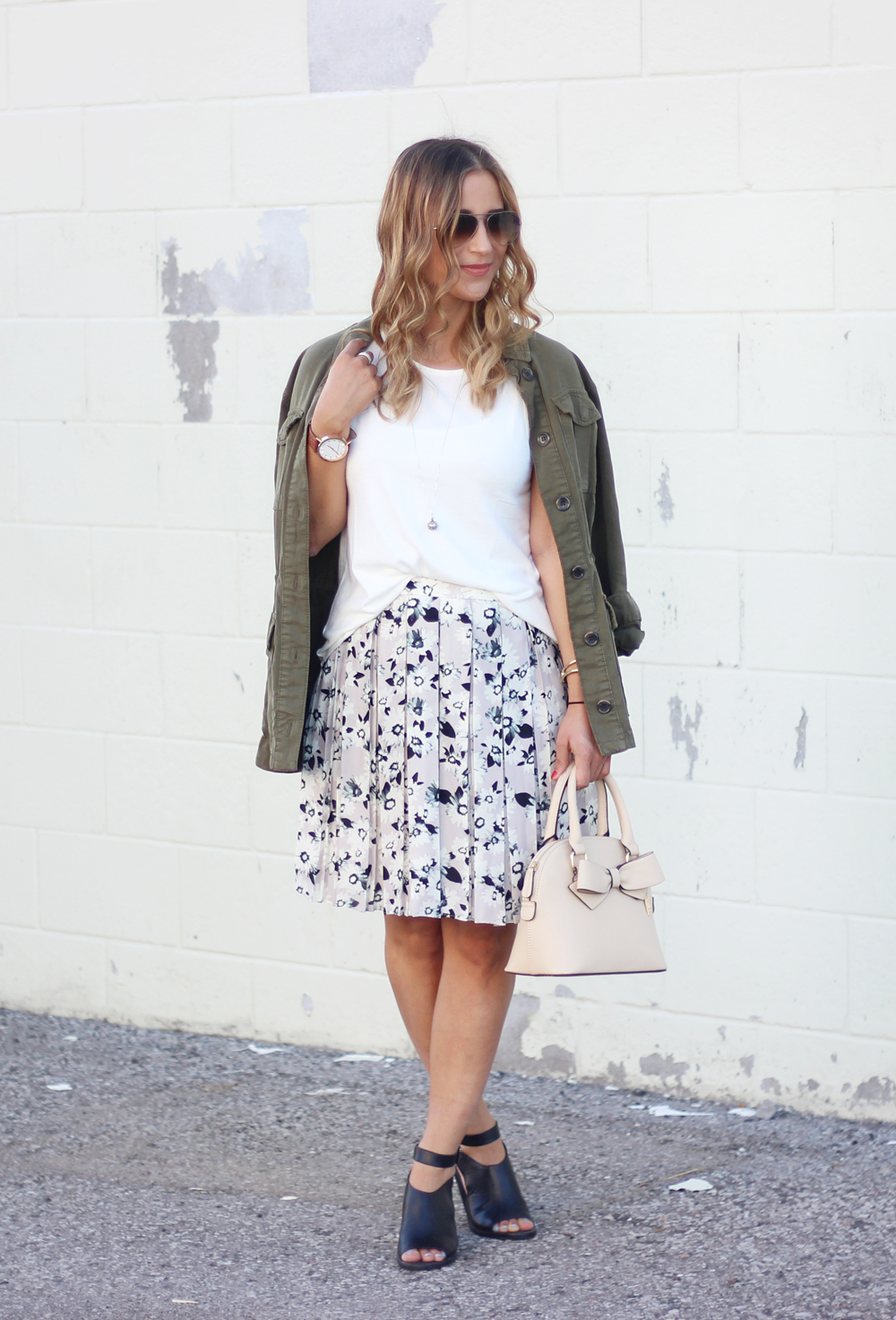 Outfit Inspiration - Transition summer wardrobe to fall