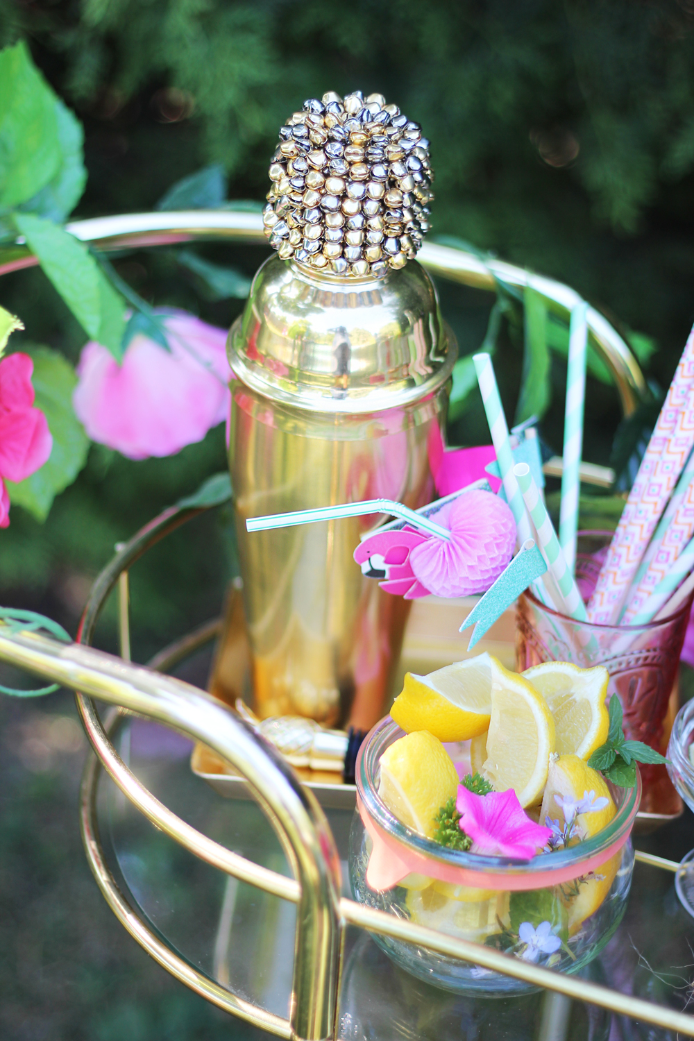 Girly Summer party essentials
