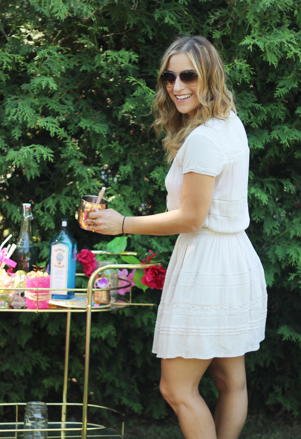 Toronto Fashion Blog Summer Party