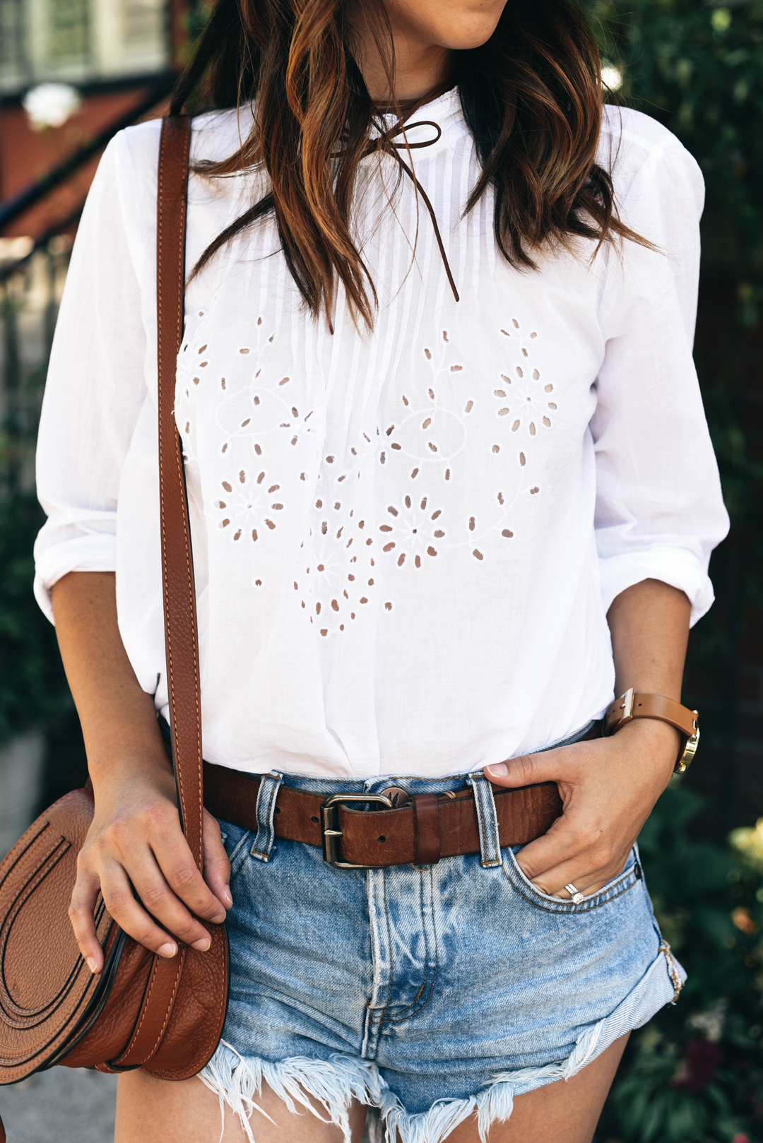 6 ways to wear white after labor day - something about that