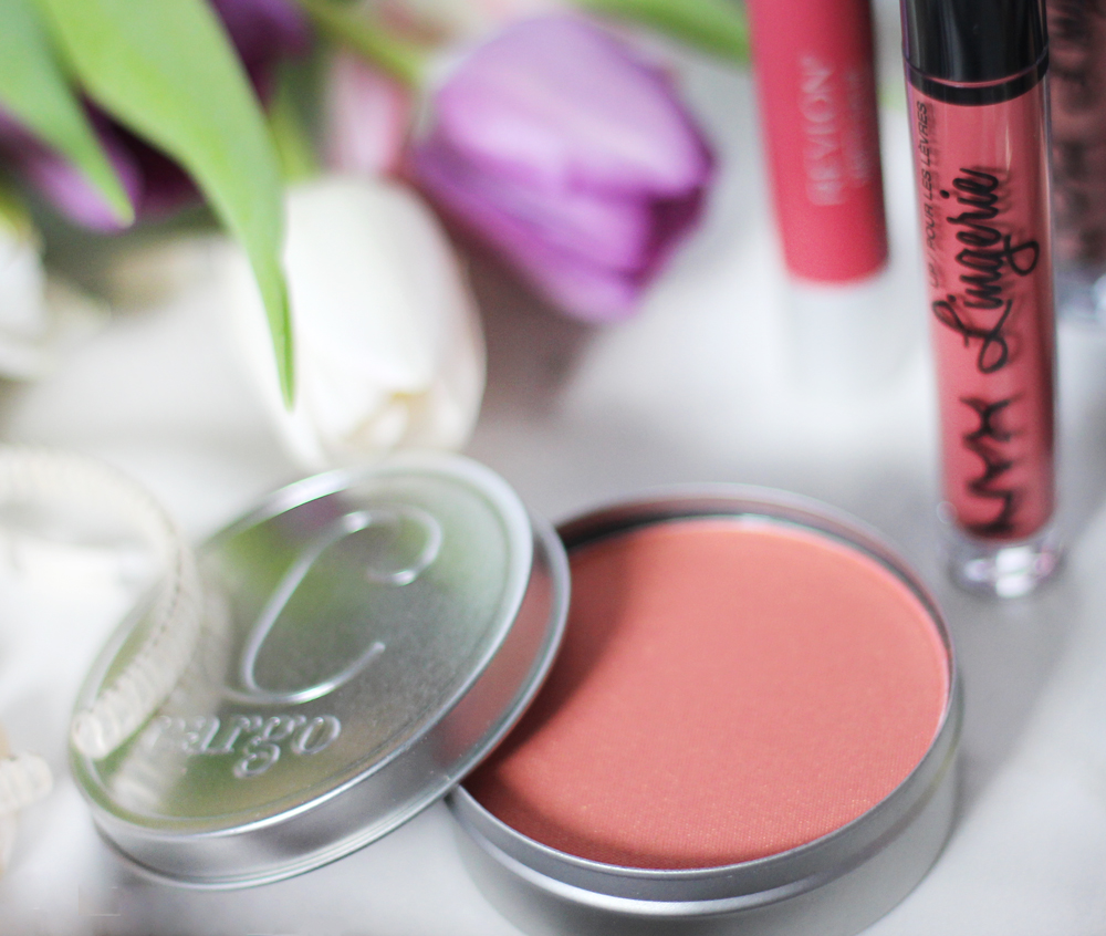Cargo Cosmetics Water-Resistant Blush in Los Cabos