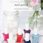 essie gel couture Nail Polish – Review