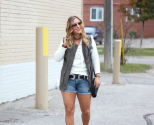 Toronto Fashion Blogger Outfit for Fall