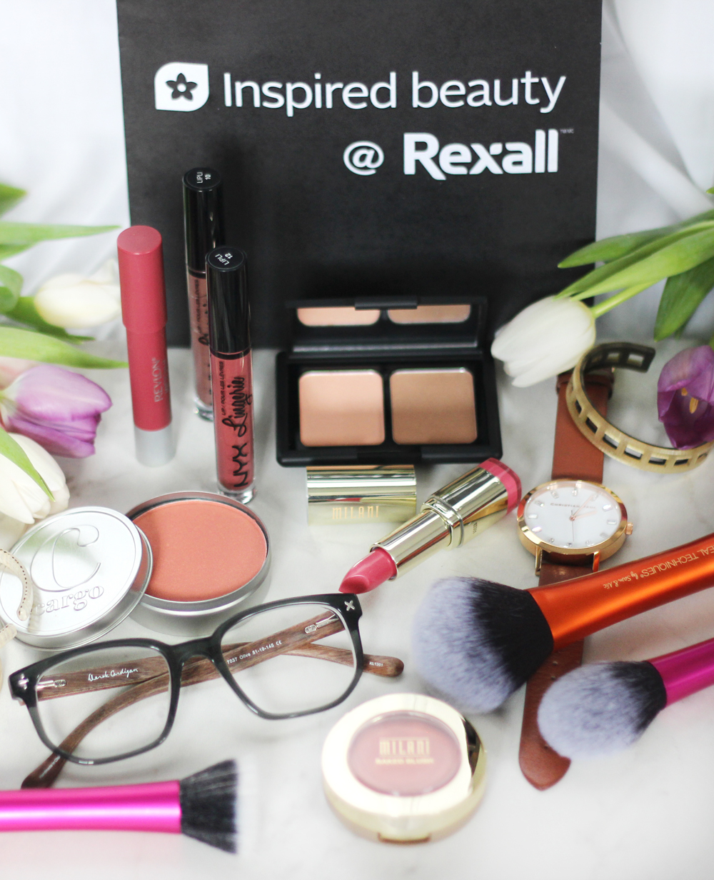 Beauty favourites from Rexall Inspired Beauty Department