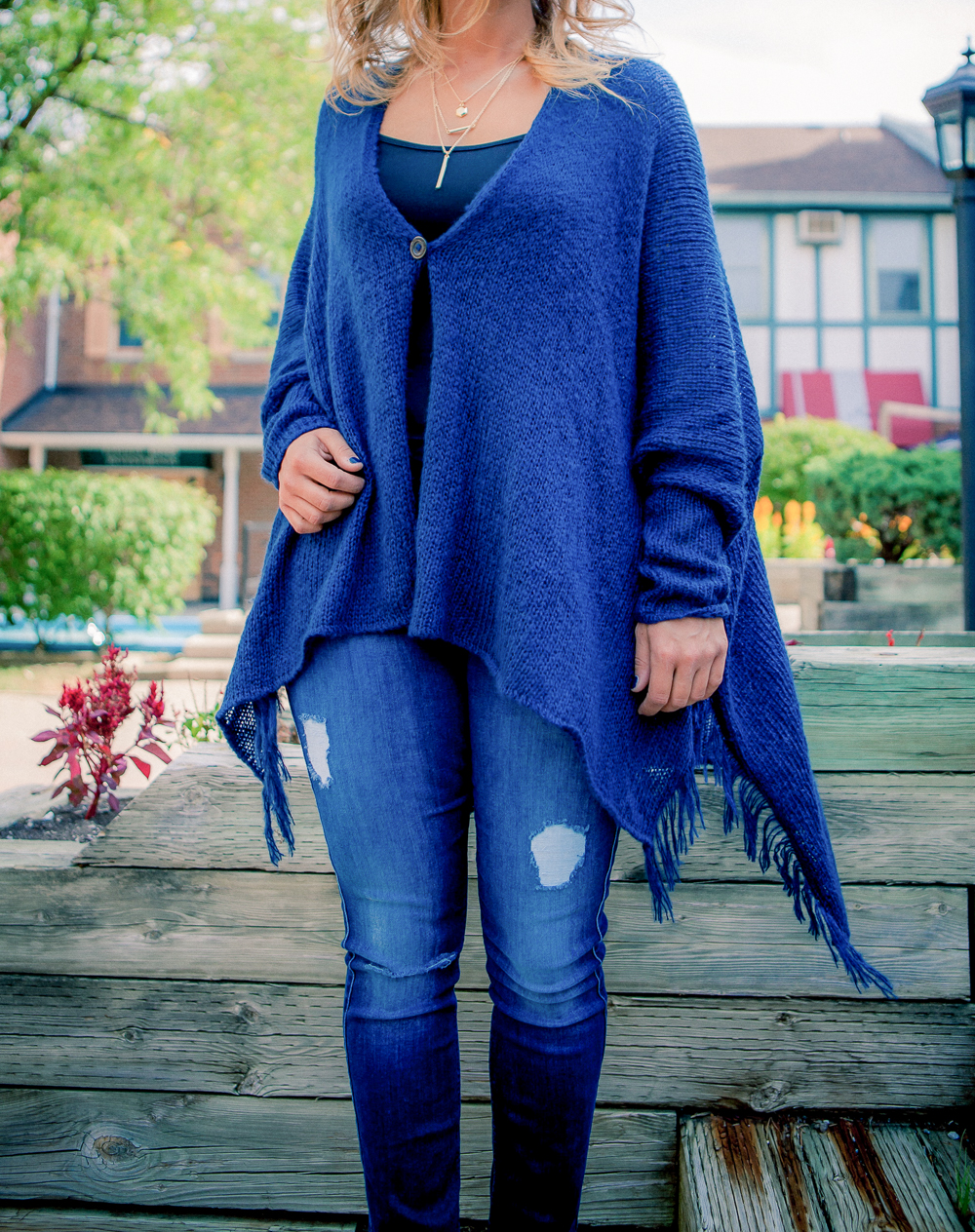 Fall outfit ideas from Toronto fashion blogger, Jackie Goldhar