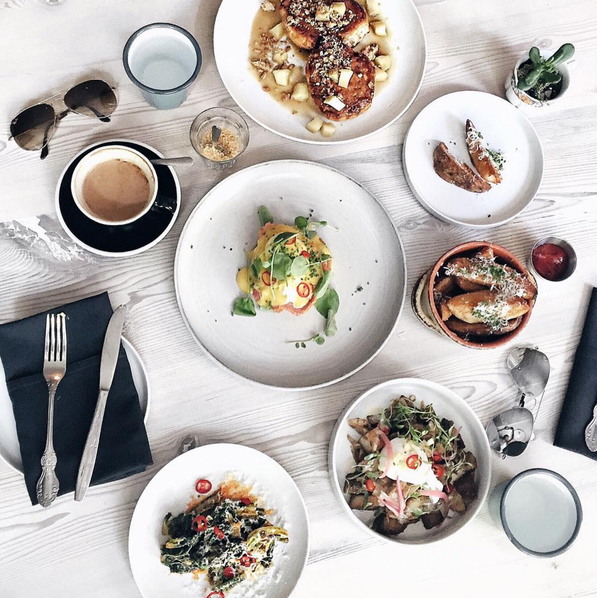 Tips for how to take better flat lay photos for Instagram