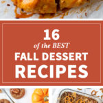 16 of the Best Fall Dessert Recipes