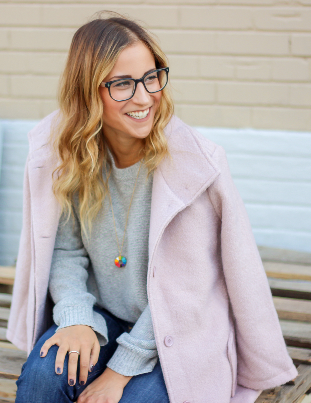 Fall fashion inspiration - Cupcakes and Cashmere Shayla Jacket