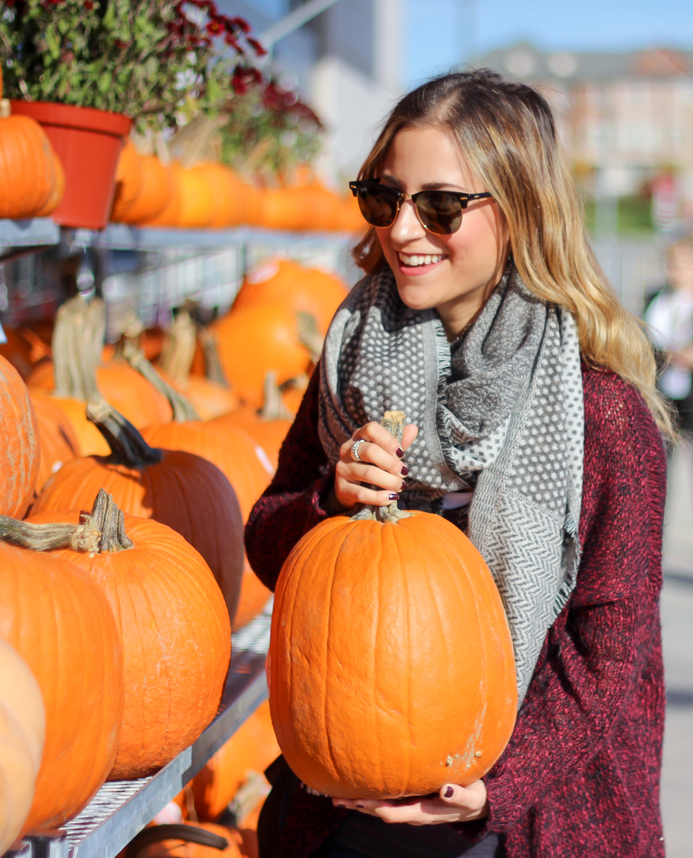 Toronto fashion and lifestyle blogger, Jackie Goldhar, from Something About That, shares her 10 favourite things about fall