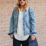 Fall Must-Have Item: Sherpa Denim Jacket