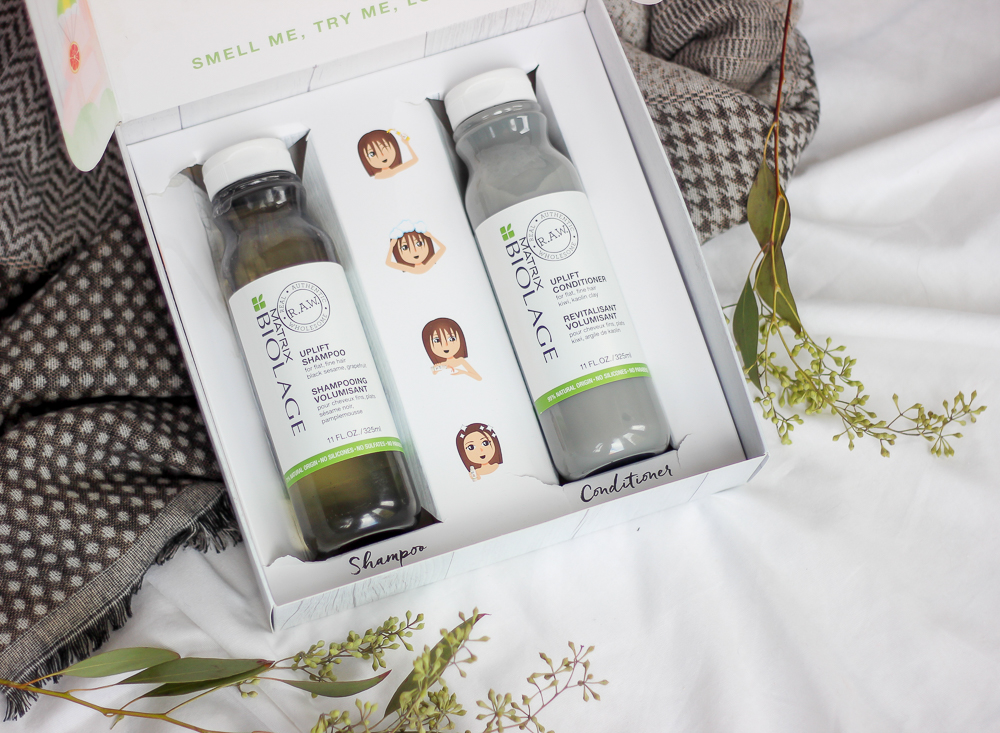 A full review of the Matrix Biolage RAW Shampoo and Conditioner