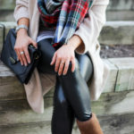 Cozy in Plaid and Ecco Ukiuk Boots