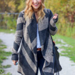 Fall Cardigan Coat from Le Chateau
