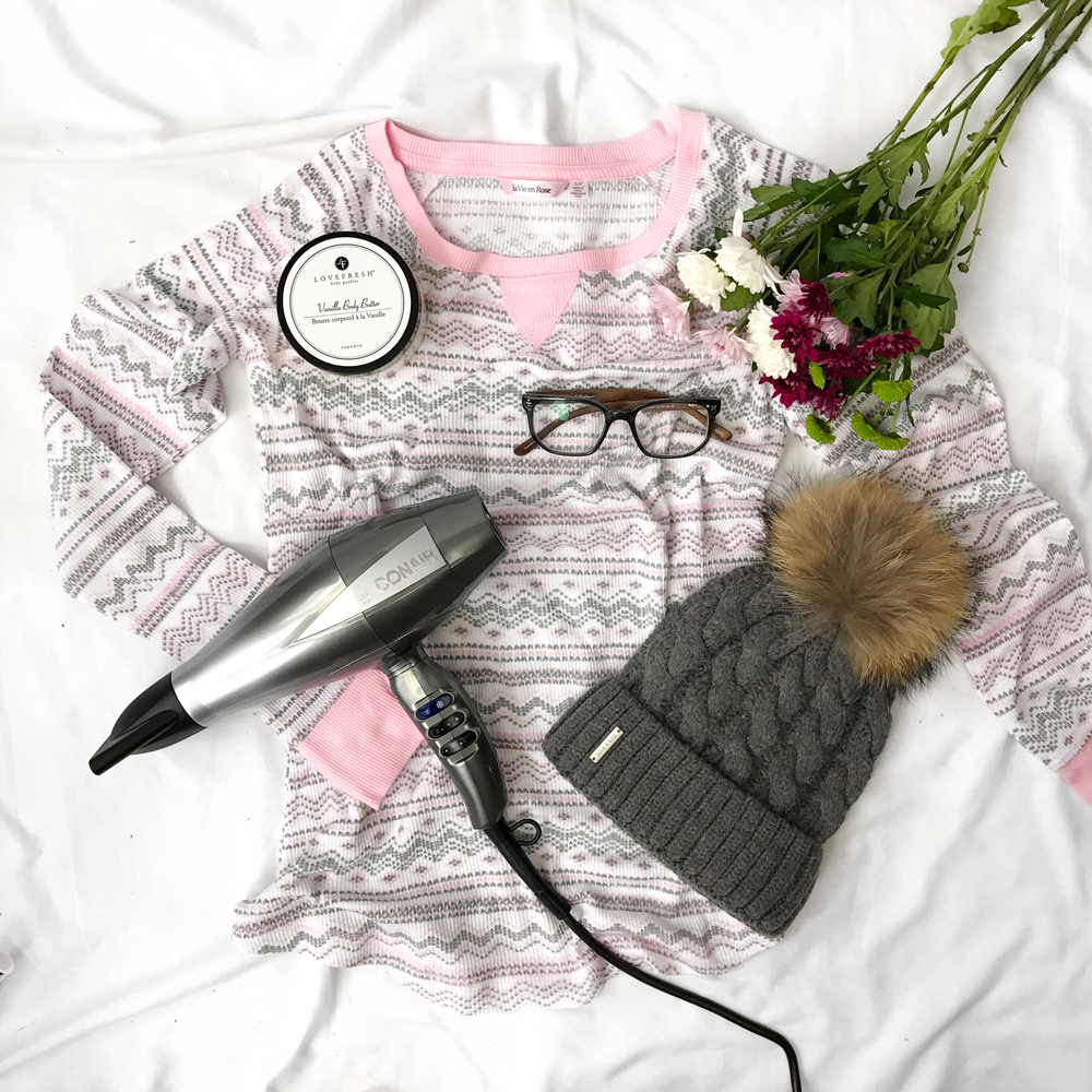 Last minute holiday gift ideas from Conair, La Vie En Rose and Lovefresh