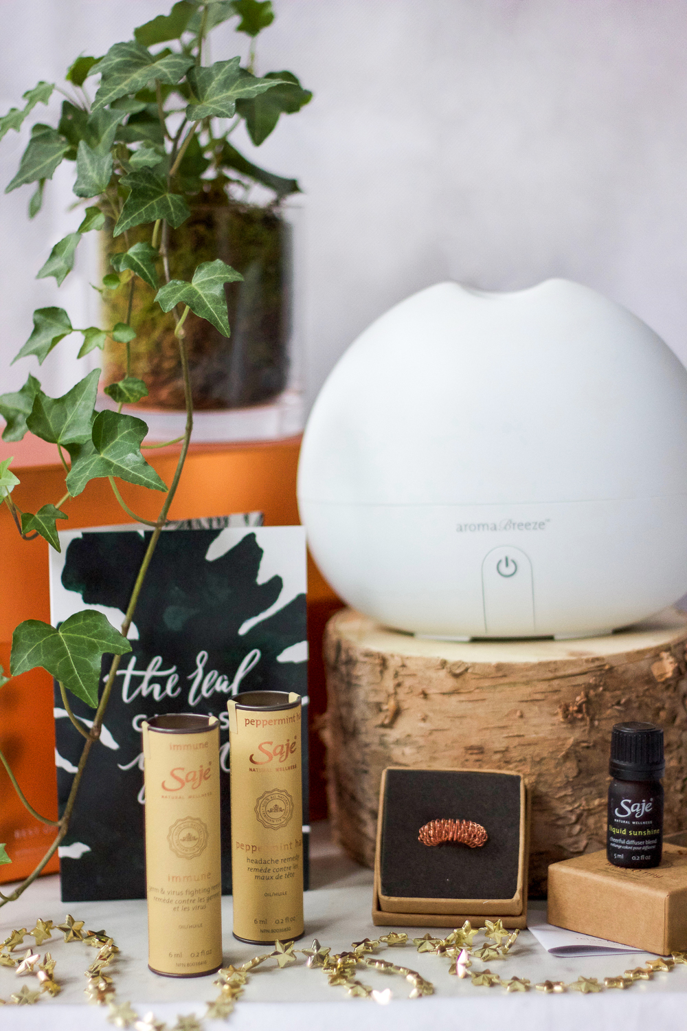 Holiday Gift Ideas from Saje Natural Wellness