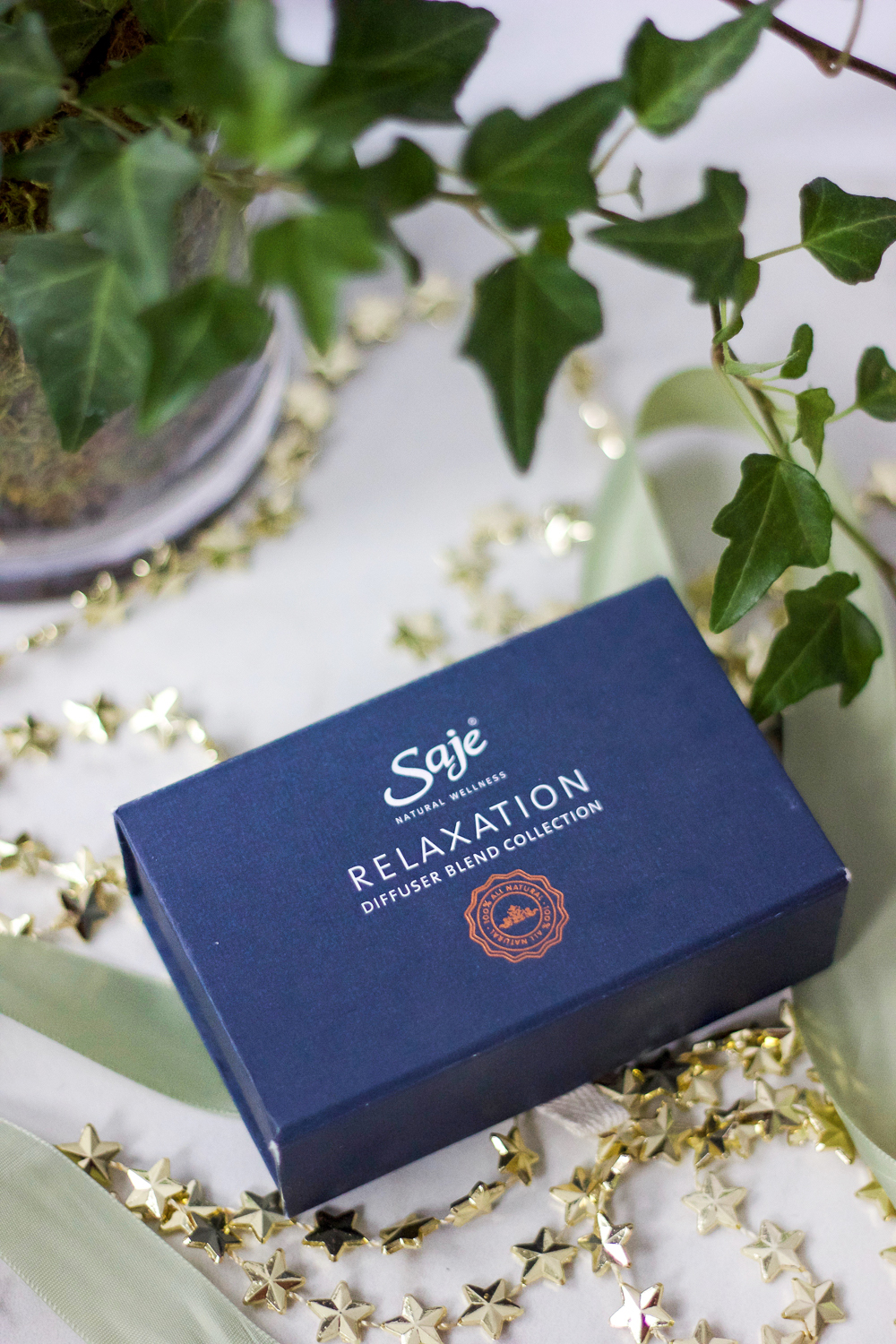Last minute holiday gift ideas from Saje Natural Wellness - Relaxation diffuser blends