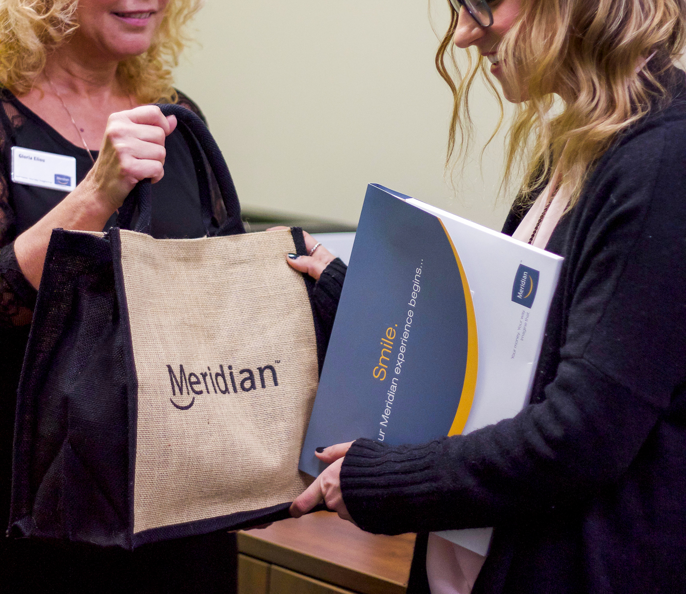 Toronto life and style blogger shares her experience with an advisor at Meridian Credit Union