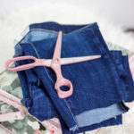 How to DIY Step-Hem Jeans